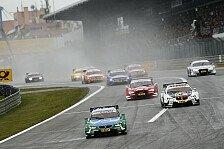 DTM - Klares 'Nein' von Aufrecht: 2014: R�ckkehr zu 2 Rennen pro Wochenende?