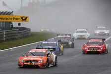 DTM - �bersichtlich, aber trotzdem chaotisch: Reifenroulette am N�rburgring