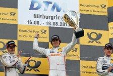 DTM - Bilderserie: N�rburgring - Statistiken zum Rennen