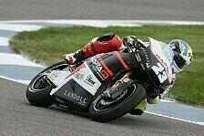 Moto2 - Platz elf nach viel Setuparbeit: Leichte Entt�uschung bei Schr�tter