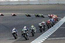 MotoGP - Strecke massiv an Motorrad-Rennen angepasst: Piloten: Neuer Indy-Asphalt garantiert mehr Action