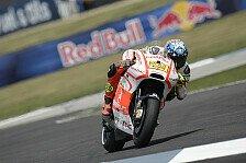 MotoGP - Pirro muss sich an das Motorrad gew�hnen: Iannone hat starke Schmerzen