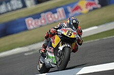 MotoGP - Part of the game: Bradl hatte nie Angst um LCR-Platz