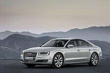 Auto - Neues Audi-Luxusmodell ab November auf dem Markt: Vorgestellt: der neue Audi A8