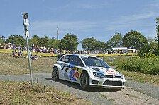 WRC - WM-Titel f�r Ogier zum Greifen nah: VW will Citroen-Siegesserie auf Asphalt beenden