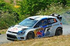 WRC - Das Duell der Titanen: Vorschau Rallye Frankreich