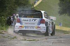 WRC - Bilderserie: Rallye Deutschland - Die Stimmen nach Tag 1
