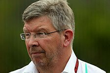 Formel 1 - The place to be: Blog: Mit Ross Brawn auf der Treppe