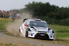 WRC - Trotz Schmerzen beim Heimevent: Kosciuszko: Wirbelbruch bei Rallye Deutschland