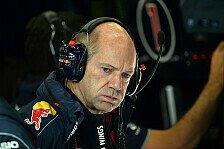Formel 1 - Stagnation durch anwachsendes Regelbuch: Newey warnt: Die Formel 1 ist in Gefahr
