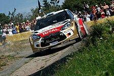 WRC - Keine einfache Aufgabe: Hirvonen: Sind aller guten Dinge vier?