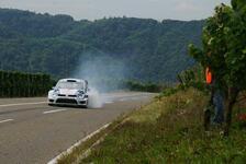 WRC - Wechsel an der Spitze: Video - Rallye Deutschland - Tag 2
