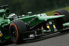 Formel 1 - Finnisches Comeback bei Caterham?: Fernandes: Kovalainen hat gute Chancen
