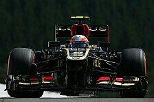 Formel 1 - Verzicht auf DRD: Grosjean erster Bullen-J�ger