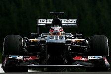 Formel 1 - Ein echter Rennfahrer: Yannicks Highlight 2013: Der unglaubliche Hulk