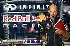 Formel 1 - Ratespiel 2014: Newey: Speed wichtiger als Sch�nheit