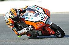 Moto3 - Erhoffter Fortschritt in Silverstone bleibt aus: Schwarzer Freitag f�r Kiefer Racing