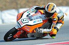Moto3 - Finsterbusch und Alt auf Platz 33 und 35: Hoffen auf den Tag zwei in Aragon