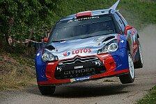 WRC - Neuville mit zwei Optionen: Matton verr�t f�nf Citroen-Kandidaten