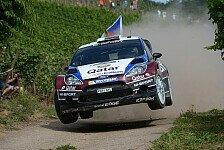 WRC - Al-Attiyah scheidet aus