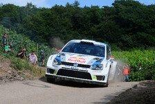 WRC - Wende bei der Rallye Deutschland: F�hrender Latvala scheidet aus