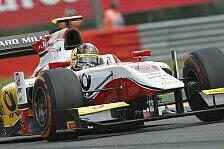 GP2 - Endlich aufs Rennfahren konzentrieren: Daniel Abt