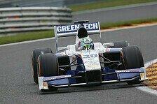 GP2 - Drittes Jahr in der GP2: Berthon startet f�r Lazarus