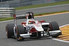 GP2 - Erster Erfolg f�r ART Grand Prix: Start-Ziel-Sieg f�r James Calado