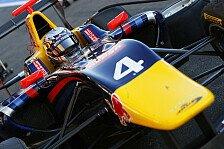 GP3 - 14 Fahrer in einer Sekunde: Carlos Sainz holt Premieren-Pole