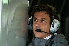 Formel 1 - Das ist kein gutes Zeichen: Wolff: Kein Verst�ndnis f�r unbezahlte Fahrer