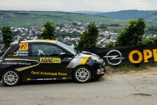 ADAC OPEL Rallye Cup - Tabellenf�hrer Fahrner f�hrt souver�n vor Griebel: Ereignisreicher Tag bei der Rallye Deutschland