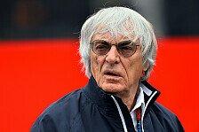 Formel 1 - Ecclestone bestreitet Entwurf: Verwirrung um Rennkalender 2014