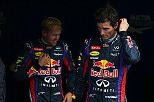 Formel 1 - Die Kirche im Dorf lassen: Kommentar: Vettel boykottiert Webbers Party