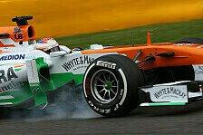 Formel 1 - Eigene draufg�ngerische Entscheidung: Di Resta lobt sich selbst