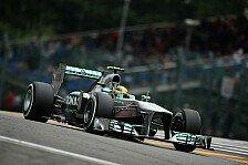 Formel 1 - Wir sind siegeshungrig: Hamilton: Langweilige F1? Niemals!