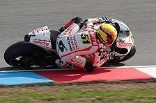 MotoGP - Iannone zur�ck in den Top-10: Pirro: H�rter als erwartet