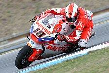 Moto2 - Spanischer Spitzenkampf: Terol beschlie�t die Trainings als Schnellster