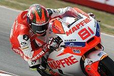 Moto2 - Torres verlängert