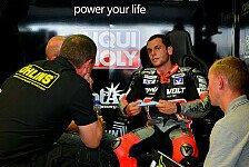 Moto2 - Knochenbruch nach Sturz: Cortese: Arm gebrochen