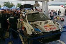 WRC - Aus der Traum: Video - Tag 3 der Rallye Deutschland aus VWs Sicht