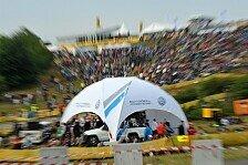 WRC - Mit Motorsport-Magazin.com hautnah dabei: Gewinnspiel-Sieger schildert Rallye-Eindr�cke