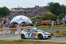 WRC - Noch mehr Zuschauerfreundlichkeit: Neuerungen bei der Pr�fung Arena Panzerplatte