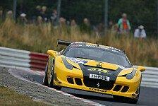 VLN - GT3-Ferrari im September: GT Corse bringt alle Ferraris ins Ziel