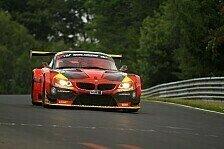 VLN - Turbulentes 24h-Rennen in Barcelona : Bonk motorsport im Terminstress