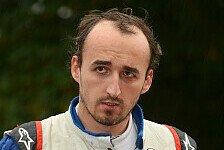 Formel 1 - Kein Glaube ans Comeback: Kubica: Bei Ferrari unter Beobachtung