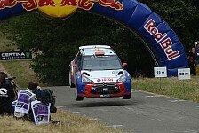 WRC - Wie stark ist der ehemalige F1-Pilot?: Wales: 22 Prozent der User tippen auf Kubica-Sieg