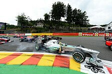 Formel 1 - Kleine Restchance: Mercedes greift nach den Sternen