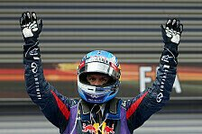 Formel 1 - Bilderserie: Belgien GP - Fahrer-Analyse
