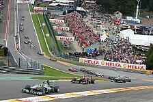 Formel 1 - Zwei Boxenstopps erwartet: Belgien GP: Die Strategie-Vorschau