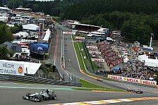 Formel 1 - Eau Rouge ist das Highlight: Kolumne - Nico Rosberg